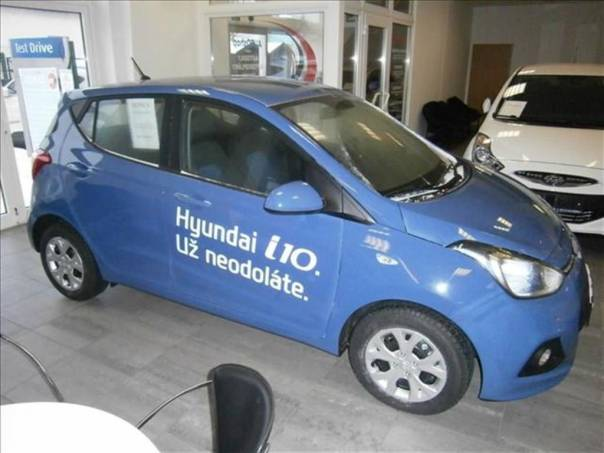 Hyundai i10 1.0   Family CLUB, foto 1 Auto – moto , Automobily | spěcháto.cz - bazar, inzerce zdarma