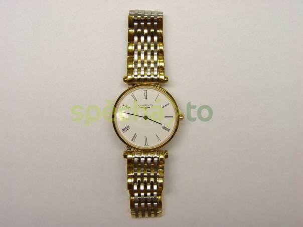 3583a82fb dámské hodinky Longines, foto 1 Modní doplňky, Hodinky | spěcháto.cz - bazar