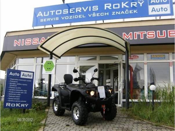 EMU 4x4 alltrack ATV 500 Vario, foto 1 Auto – moto , Motocykly a čtyřkolky | spěcháto.cz - bazar, inzerce zdarma