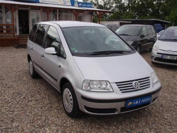 Volkswagen Sharan 1,9 TDI, foto 1 Auto – moto , Automobily | spěcháto.cz - bazar, inzerce zdarma