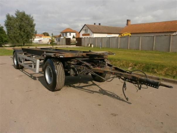 AWE 18 (ID 9459), foto 1 Užitkové a nákladní vozy, Přívěsy a návěsy | spěcháto.cz - bazar, inzerce zdarma