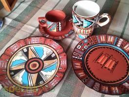 malovaný mexický porcelán , Hobby, volný čas, Sběratelství a starožitnosti  | spěcháto.cz - bazar, inzerce zdarma