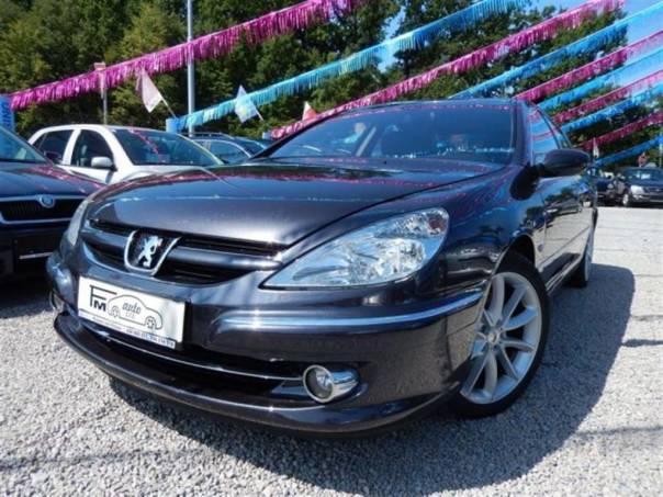 Peugeot 607 2.7 HDi V6 Pack, foto 1 Auto – moto , Automobily | spěcháto.cz - bazar, inzerce zdarma