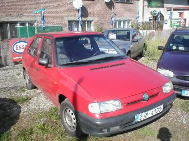 Škoda Felicia 1.3 LXi-bez dokladů na ND, foto 1 Auto – moto , Automobily | spěcháto.cz - bazar, inzerce zdarma