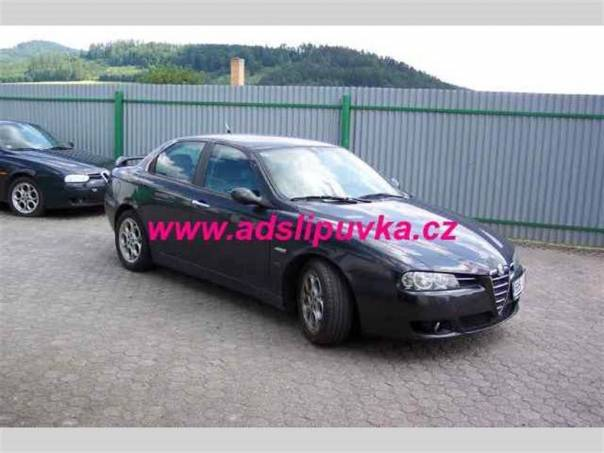 Alfa Romeo 156 1.8 i 16V , 2.0 i 16V, foto 1 Náhradní díly a příslušenství, Ostatní | spěcháto.cz - bazar, inzerce zdarma