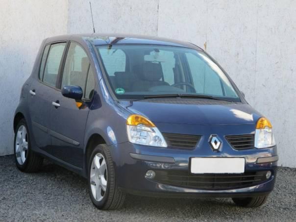Renault Modus 1.6, foto 1 Auto – moto , Automobily | spěcháto.cz - bazar, inzerce zdarma