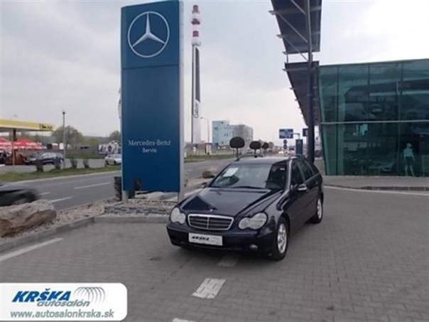 Mercedes-Benz Třída C 2.2 CDi 220 CDi, foto 1 Auto – moto , Automobily | spěcháto.cz - bazar, inzerce zdarma