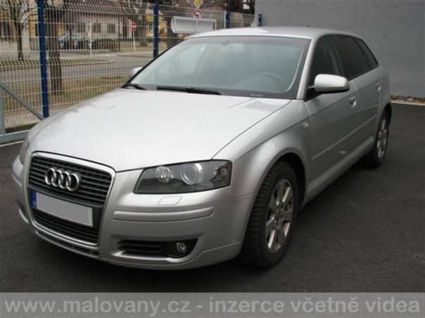 Audi A3 2.0 TDi SPORTBACK 103kW + čip, foto 1 Auto – moto , Automobily | spěcháto.cz - bazar, inzerce zdarma