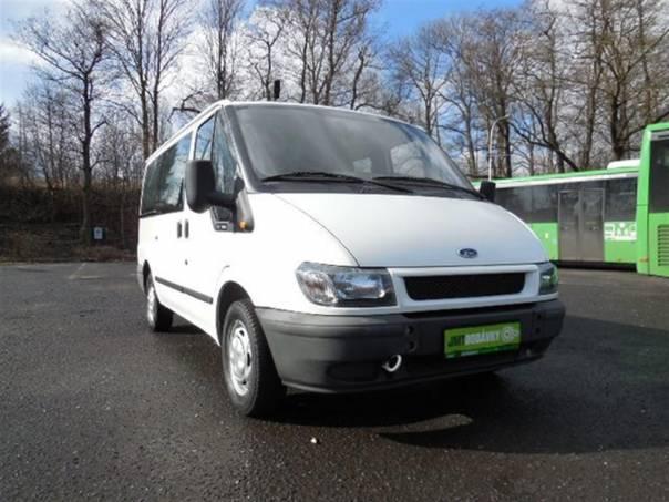 Ford Transit 2,0 63KW L1H1 9MÍST SERVISKA, foto 1 Užitkové a nákladní vozy, Autobusy | spěcháto.cz - bazar, inzerce zdarma