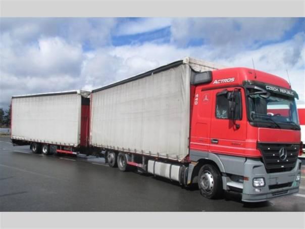 Actros 2544 6x2 + Panav, foto 1 Užitkové a nákladní vozy, Nad 7,5 t | spěcháto.cz - bazar, inzerce zdarma