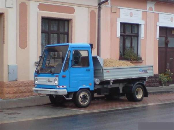 26L MAXI Nosič Výměnných Nástaveb,3.STRANNÝ SKLÁPĚ, foto 1 Užitkové a nákladní vozy, Do 7,5 t | spěcháto.cz - bazar, inzerce zdarma