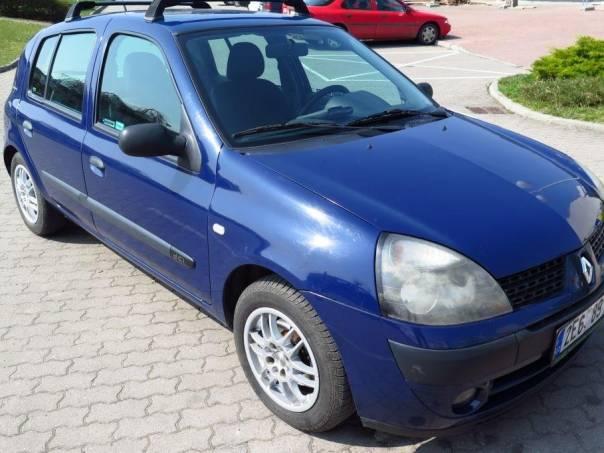 Renault Clio 1.5/ 48 kW, foto 1 Auto – moto , Automobily | spěcháto.cz - bazar, inzerce zdarma