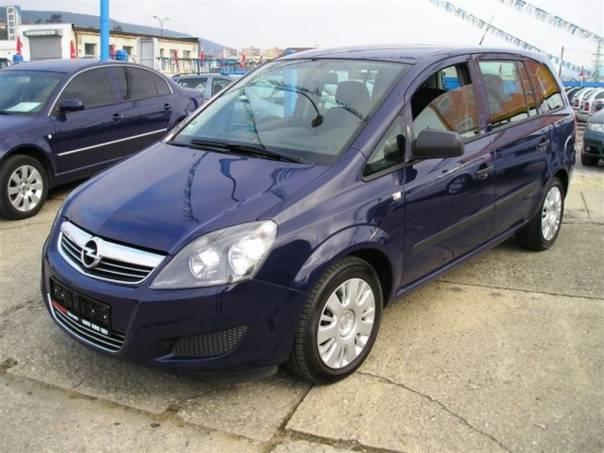 Opel Zafira 1,6i 16V KLIMA 7MIST, foto 1 Auto – moto , Automobily | spěcháto.cz - bazar, inzerce zdarma