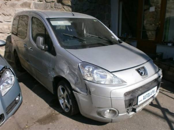 Peugeot Partner 1,6HDi 66kW TEEPEE klima 1.majitel, foto 1 Auto – moto , Automobily | spěcháto.cz - bazar, inzerce zdarma