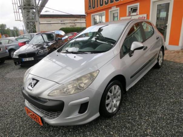 Peugeot 308 1.6HDi,klimatizace,ALU, foto 1 Auto – moto , Automobily | spěcháto.cz - bazar, inzerce zdarma