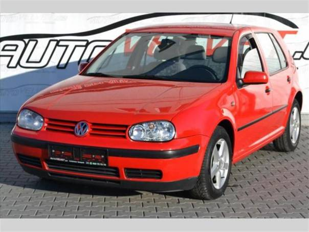 Volkswagen Golf 1.4i 16 V*digiklima*vyhřívané, foto 1 Auto – moto , Automobily | spěcháto.cz - bazar, inzerce zdarma