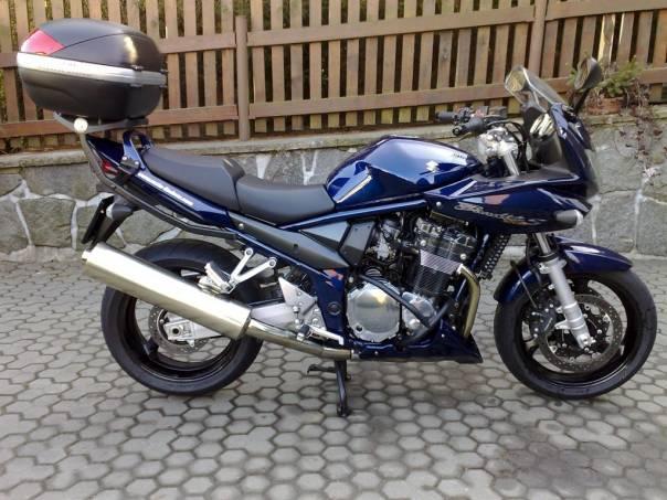 Suzuki GSF / Bandit S, foto 1 Auto – moto , Motocykly a čtyřkolky | spěcháto.cz - bazar, inzerce zdarma