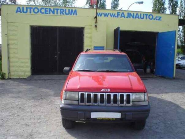 Jeep Grand Cherokee 4,0 4,0i,KLIMA,LAREDO,PĚKNÝ!!, foto 1 Auto – moto , Automobily | spěcháto.cz - bazar, inzerce zdarma