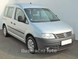 Volkswagen Caddy  2.0, Serv.kniha , Užitkové a nákladní vozy, Do 7,5 t  | spěcháto.cz - bazar, inzerce zdarma