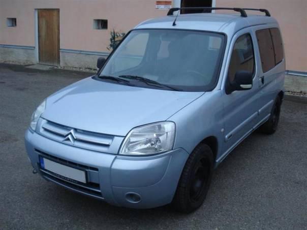 Citroën Berlingo 2.0HDi-Multispace-AC-TažZ-HIFI, foto 1 Auto – moto , Automobily | spěcháto.cz - bazar, inzerce zdarma