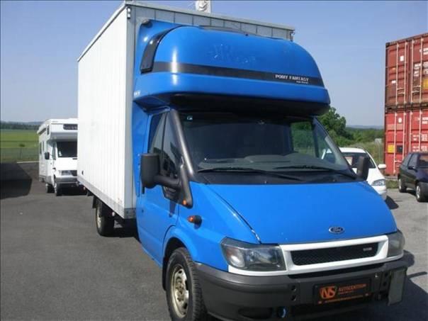 Ford Transit 2,4 TDCi  135 T350, foto 1 Užitkové a nákladní vozy, Do 7,5 t | spěcháto.cz - bazar, inzerce zdarma