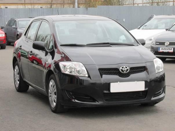 Toyota Auris  1.3 VVTi, Serv.kniha,ČR, foto 1 Auto – moto , Automobily | spěcháto.cz - bazar, inzerce zdarma