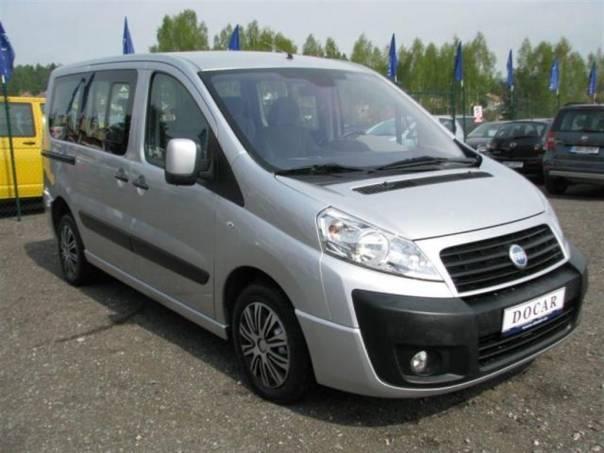 Fiat Scudo 2.0 JTD, 6-9 míst, klima, foto 1 Užitkové a nákladní vozy, Autobusy | spěcháto.cz - bazar, inzerce zdarma