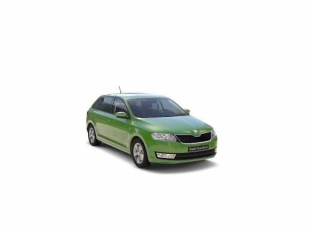 Škoda Rapid 1.2 Style Plus  Spaceback, foto 1 Auto – moto , Automobily | spěcháto.cz - bazar, inzerce zdarma