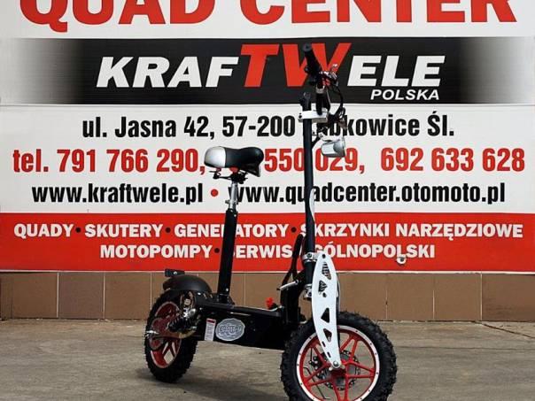 Koloběžka Electric, foto 1 Auto – moto , Motocykly a čtyřkolky | spěcháto.cz - bazar, inzerce zdarma