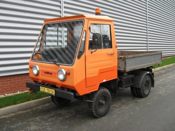Multicar M 25 2510 (M 147/1), foto 1 Užitkové a nákladní vozy, Do 7,5 t | spěcháto.cz - bazar, inzerce zdarma