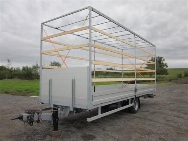 AVG 10t 7,37/2,48/3,05, foto 1 Užitkové a nákladní vozy, Přívěsy a návěsy | spěcháto.cz - bazar, inzerce zdarma