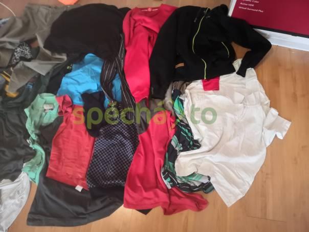 Mix chlapeckého oblečení, foto 1 Pro děti, Dětské oblečení  | spěcháto.cz - bazar, inzerce zdarma