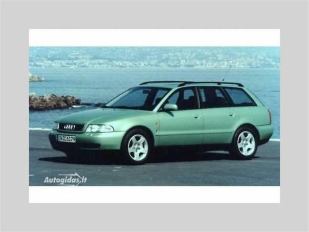 Audi A4 1,8 T Quattro Avant, foto 1 Auto – moto , Automobily | spěcháto.cz - bazar, inzerce zdarma