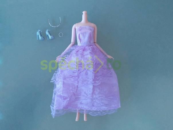 NOVÉ! Set pro panenku Barbie, šaty+boty+korunka+nár., foto 1 Pro děti, Hračky | spěcháto.cz - bazar, inzerce zdarma