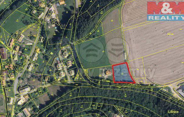 Prodej pozemku, Líšnice, foto 1 Reality, Pozemky | spěcháto.cz - bazar, inzerce
