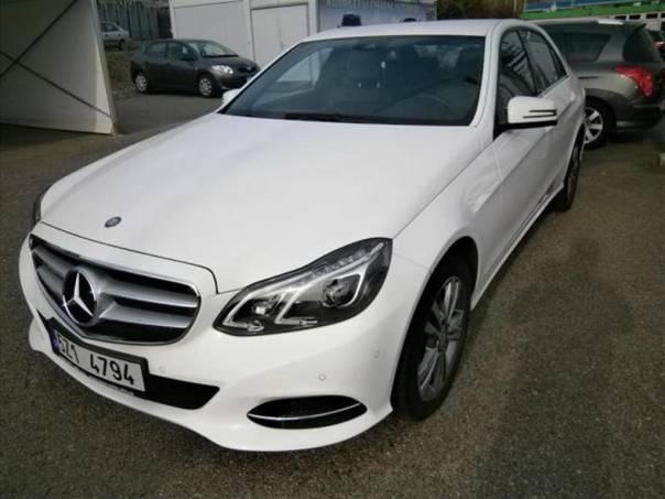 Mercedes-Benz Třída E 220  CDI  Entry model, foto 1 Auto – moto , Automobily | spěcháto.cz - bazar, inzerce zdarma