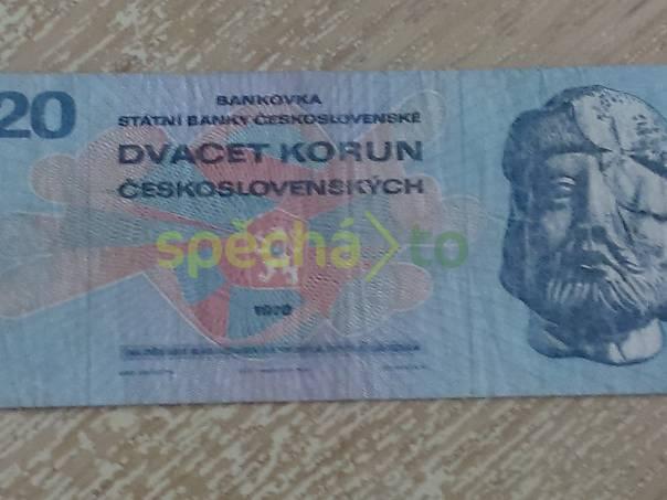 Prodám bankovku, foto 1 Hobby, volný čas, Sběratelství a starožitnosti | spěcháto.cz - bazar, inzerce zdarma