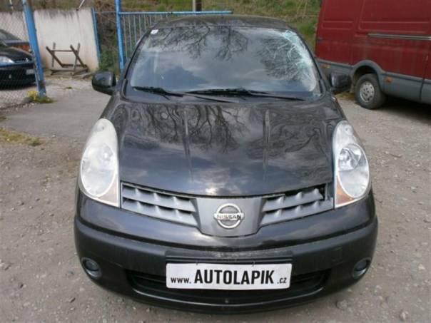 Nissan Note 1,5DCi 50kW, foto 1 Auto – moto , Automobily | spěcháto.cz - bazar, inzerce zdarma