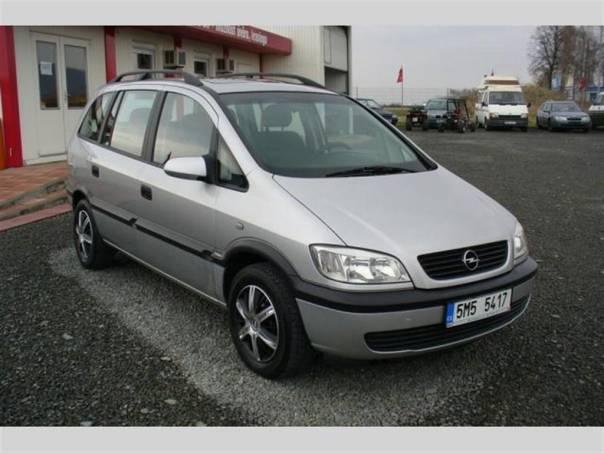 Opel Zafira 1.8 16V,ALU,7 míst,.., foto 1 Auto – moto , Automobily | spěcháto.cz - bazar, inzerce zdarma