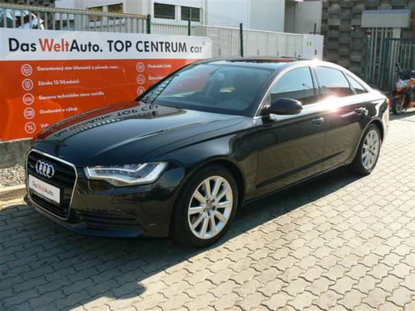 Audi A6 3.0 TDI quattro (180kW/245k) S tronic - LED světlomety, foto 1 Auto – moto , Automobily | spěcháto.cz - bazar, inzerce zdarma