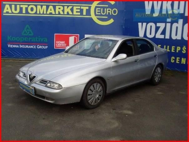 Alfa Romeo 166 2.4 JTD, foto 1 Auto – moto , Automobily | spěcháto.cz - bazar, inzerce zdarma