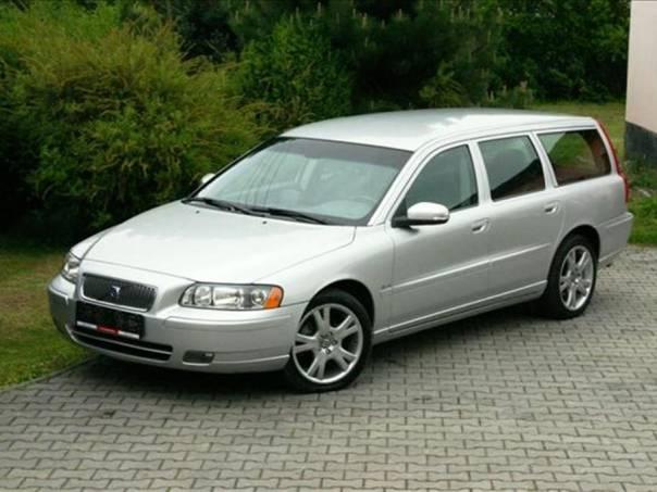 Volvo V70 2,4 TD  SPORT*NAVI*GARANCE, foto 1 Auto – moto , Automobily | spěcháto.cz - bazar, inzerce zdarma