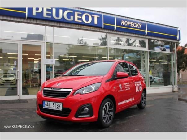 Peugeot  5P ACTIVE 1.0 68k ETG5, foto 1 Auto – moto , Automobily | spěcháto.cz - bazar, inzerce zdarma