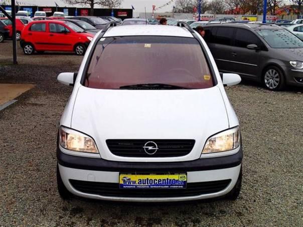 Opel Zafira 2.0DI 16V - 7 SEDADEL, foto 1 Auto – moto , Automobily | spěcháto.cz - bazar, inzerce zdarma