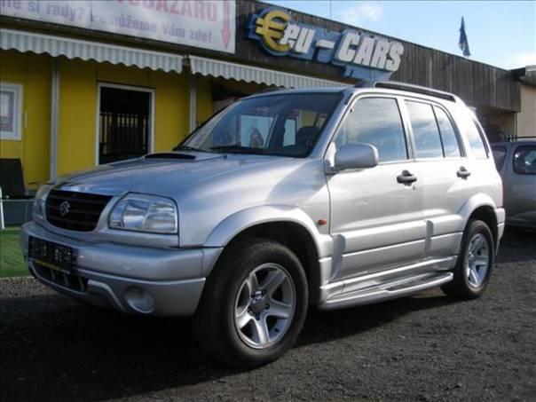 Suzuki Grand Vitara 2,0 TD,  ,4x4,KLIMA,TOP STAV, foto 1 Auto – moto , Automobily | spěcháto.cz - bazar, inzerce zdarma