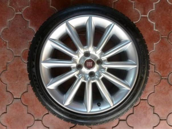 Fiat Grande Punto sada orig. ALU KOL 17, foto 1 Náhradní díly a příslušenství, Osobní vozy | spěcháto.cz - bazar, inzerce zdarma