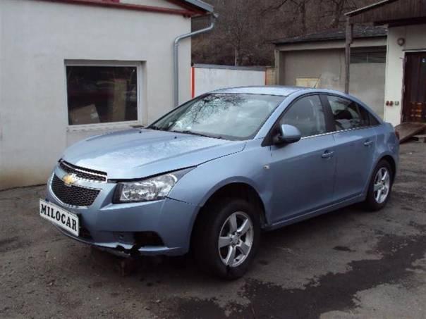 Chevrolet Cruze LS 1.6 i 91 kW zak.v ČR 1.maj, foto 1 Auto – moto , Automobily | spěcháto.cz - bazar, inzerce zdarma
