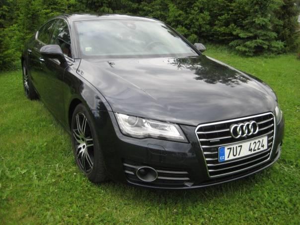 Audi A7 3.0 V6 TDI, foto 1 Auto – moto , Automobily | spěcháto.cz - bazar, inzerce zdarma