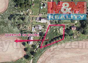 Prodej pozemku, Toužim, foto 1 Reality, Pozemky | spěcháto.cz - bazar, inzerce