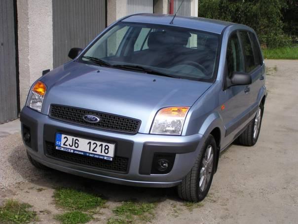 Ford Fusion ano, foto 1 Auto – moto , Automobily | spěcháto.cz - bazar, inzerce zdarma